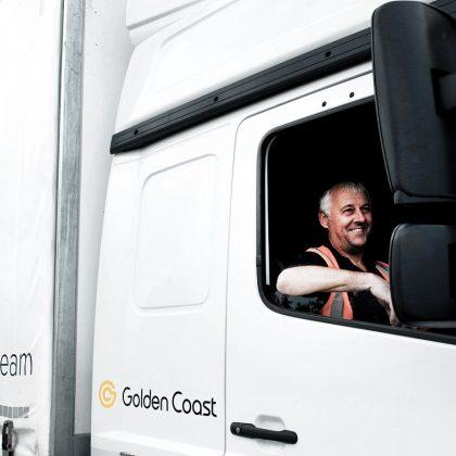 Golden Coast drivers