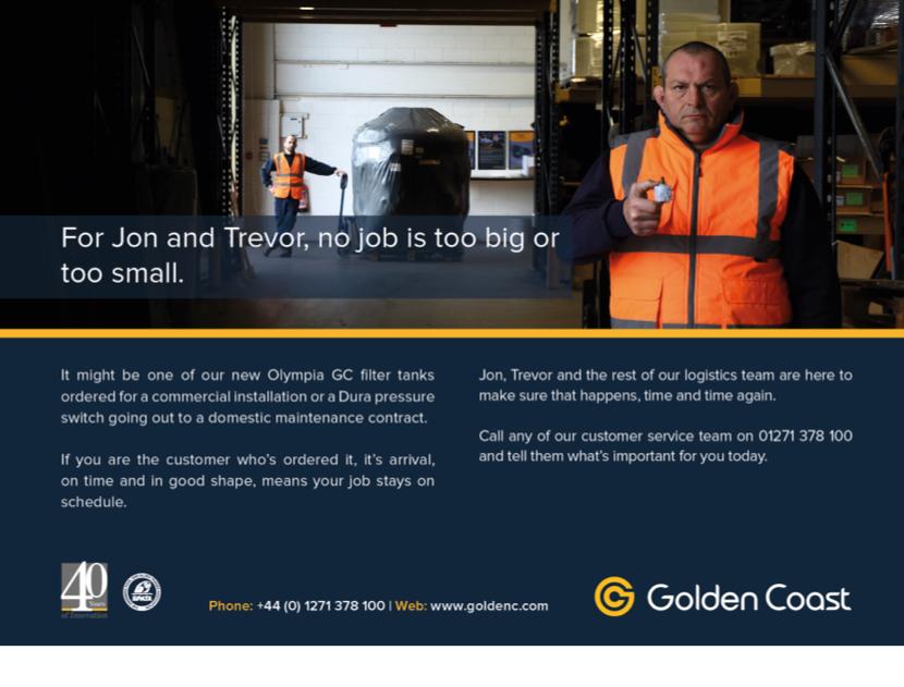 GoldenC Advertising Copy